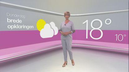 Sabine Hagedoren maakt al kwarteeuw het mooie weer op tv