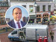 Zwolse burgemeester over weer een granaat bij Bruut: 'Ernstig incident'
