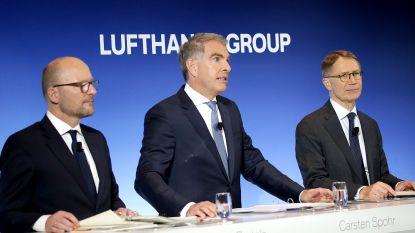 """Topman Lufthansa: """"Brussels Airlines maakt niet genoeg winst"""""""