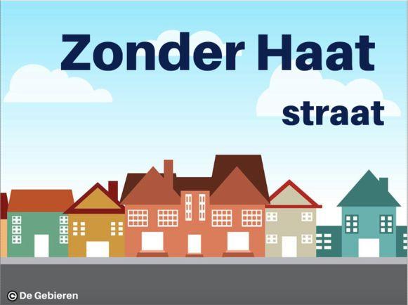 Zonder Haat Straat Aalst