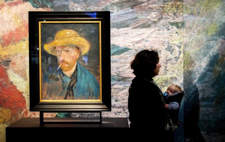 Vincent van Gogh. Beeld epa