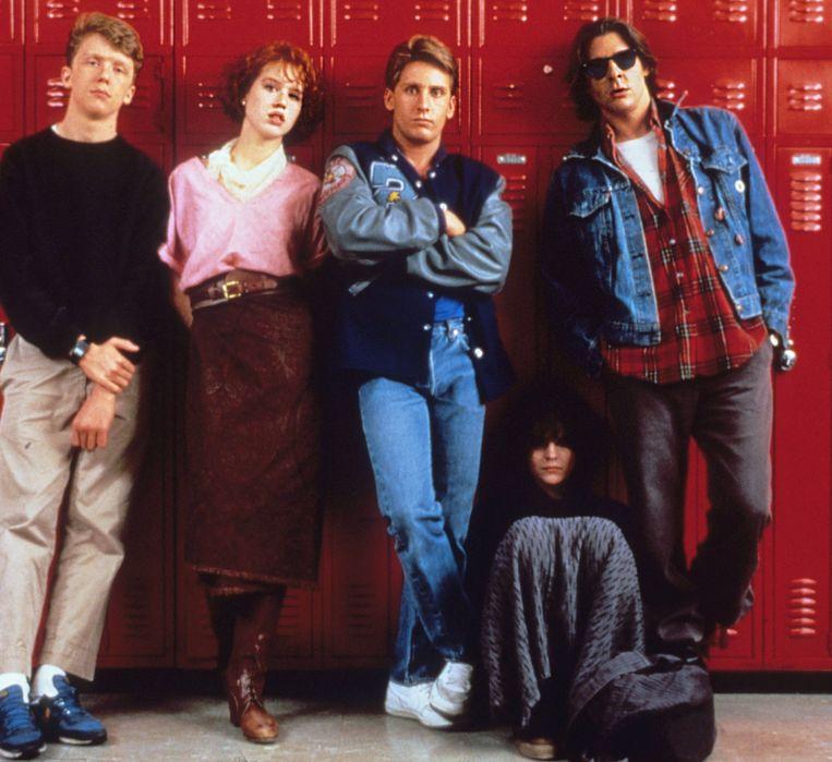 80's-film 'The Breakfast Club': tienerlessen voor een ...