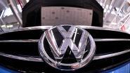 Volkswagen gestolen en vernield terug gevonden