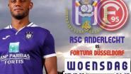 RSC Anderlecht komt naar Patro Eisden, maar voetbalt tegen Dusseldorf
