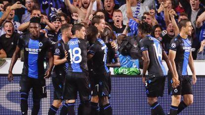 """Bekijk hier de reacties na de kwalificatie van Club Brugge: """"We mogen ambitieus zijn"""""""
