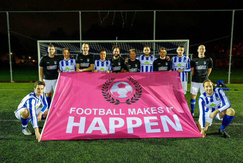 Dommelen stichting Footbal makes it happen