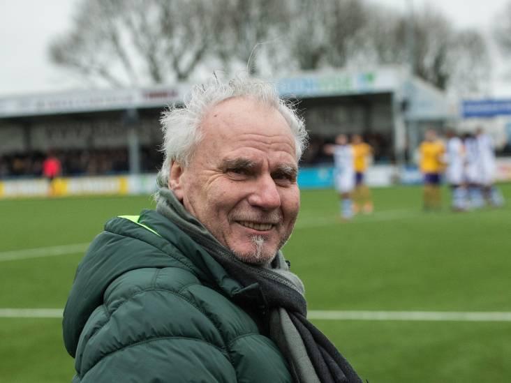 Bert van Aalst staat elke zondag langs de lijn bij een wedstrijd