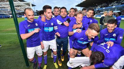 Beerschot Wilrijk pakt periodetitel nadat Mechelen niet verder komt dan 1-1 bij Lommel, finale beslist over promotie naar 1A