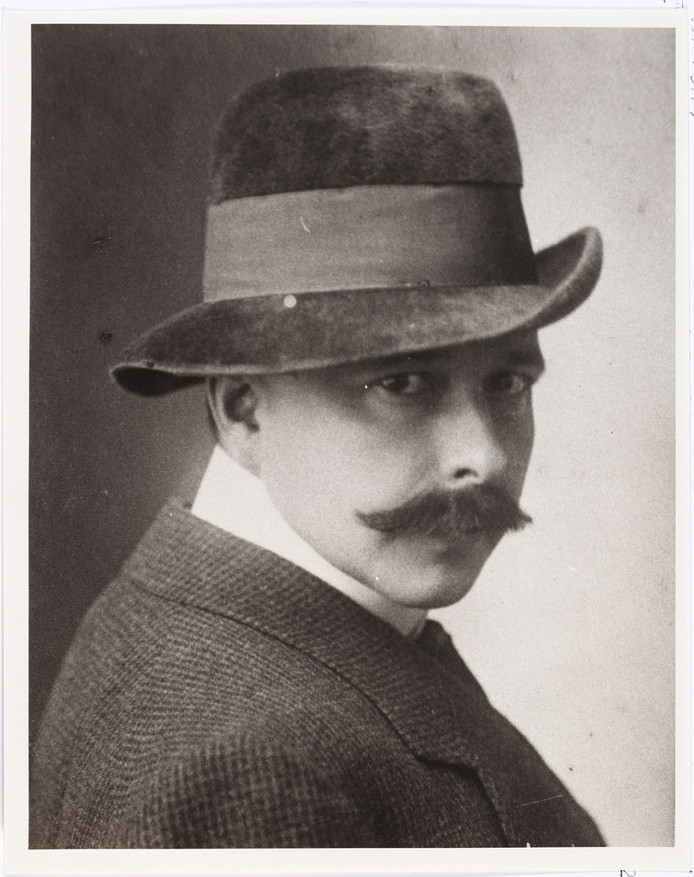 Antony Kok (1882 - 1969). Woonde tussen 1908 en 1952 in Tilburg