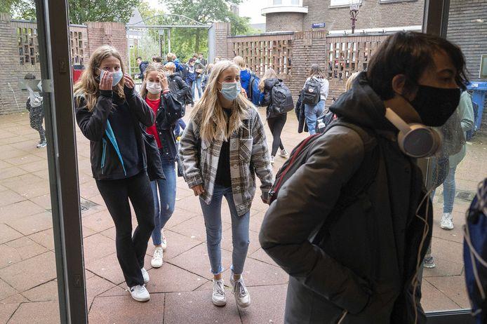 De najaarsvakantie een week langer maken om het aantal coronabesmettingen terug te dringen is geen optie voor scholen in de Achterhoek. Foto ter illustratie.