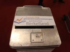 Uitslag: CDA grootste fractie in Berkelland