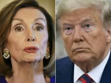 Nancy Pelosi prête à lancer la destitution de Donald Trump, elle se tourne vers Mike Pence