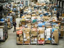 De jaarlijkse chaos in de wereld van het pakket