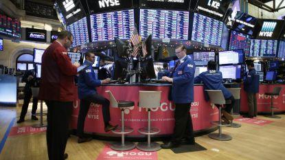 Angst voor handelsoorlog drukt Wall Street in min