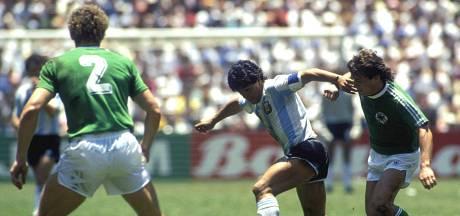 """Beckenbauer: """"Diego Maradona était un génie qui avait perdu le contrôle de sa vie"""""""