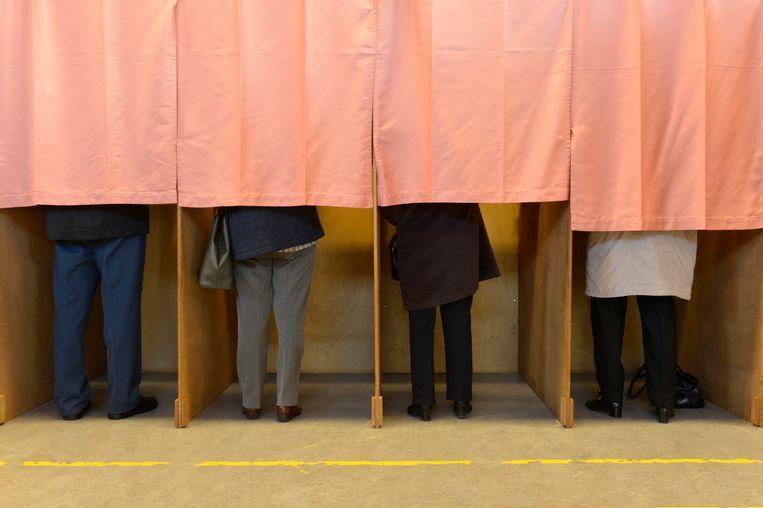 Illustratiebeeld verkiezingen