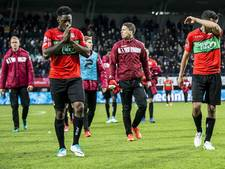 Spelers NEC zwijgen na ontslag Hyballa