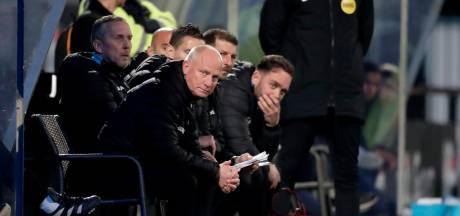 NEC-trainer De Groot: 'We kunnen ons geen misstap veroorloven'