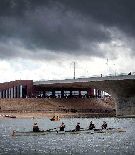 Kou dreigt voor watersporters Het Bastion: warmtenet nog niet doorgetrokken naar watersportcentrum