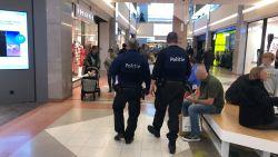 """Politie massaal ter plaatse in shoppingcenter Wijnegem voor opening JD Sports: """"We wilden gewoon op alles voorbereid zijn"""""""