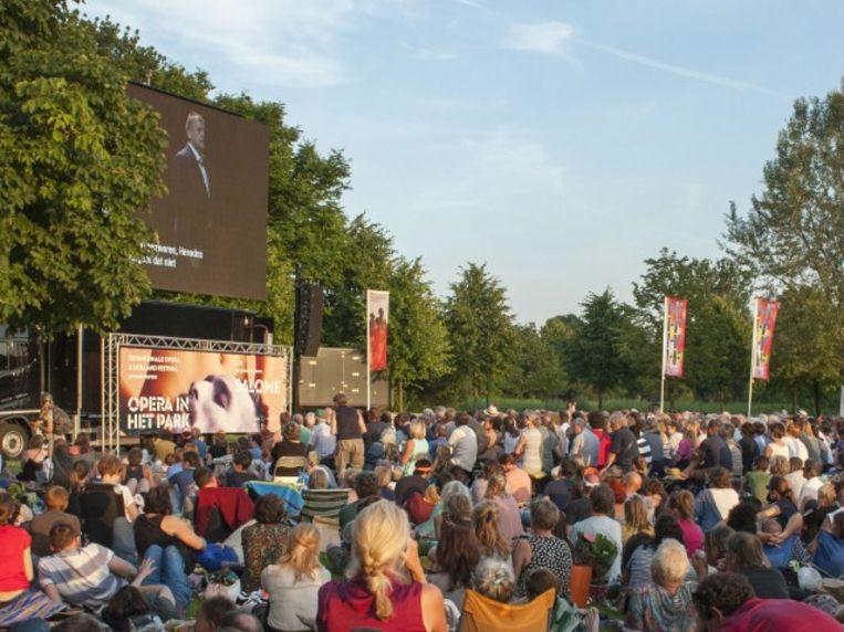 Opera in Park Frankendael