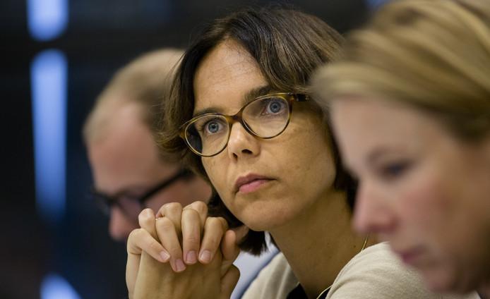 ChristenUnie-Kamerlid Carla Dik-Faber