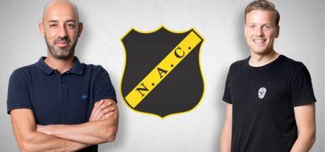 'Van Hooijdonk vrijdag in de basis bij NAC'