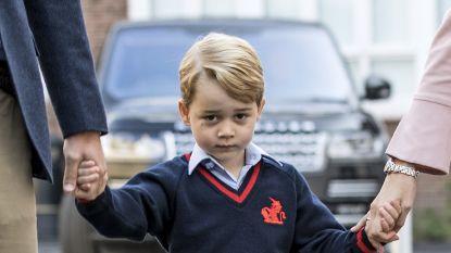 Beveiliging prins George opgeschroefd na dreiging van aanslag