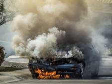 Zeeuwse auto's gaan het minst vaak in vlammen op