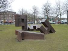 Gedicht van Otte bij herdenkingsplaats vergeten bombardement
