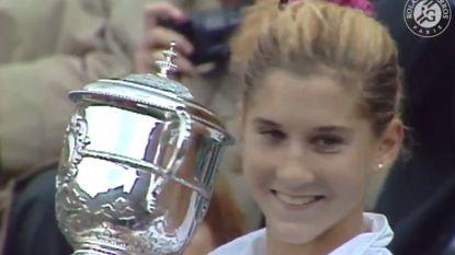 """Op haar 16de won ze Roland Garros. Maar na messteek, depressie en eetstoornis werd Seles nooit meer de oude: """"Ik had amper vrienden"""""""