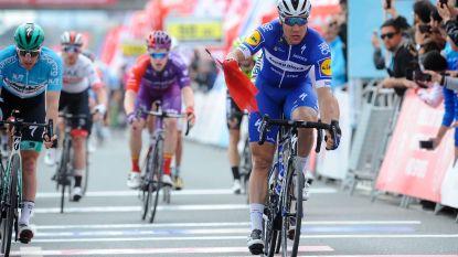 """KOERS KORT. Jakobsen bezorgt Deceuninck eerste succes in Turkije - Van Avermaet: """"Amstel is Ardennenklassieker die me het beste ligt"""""""