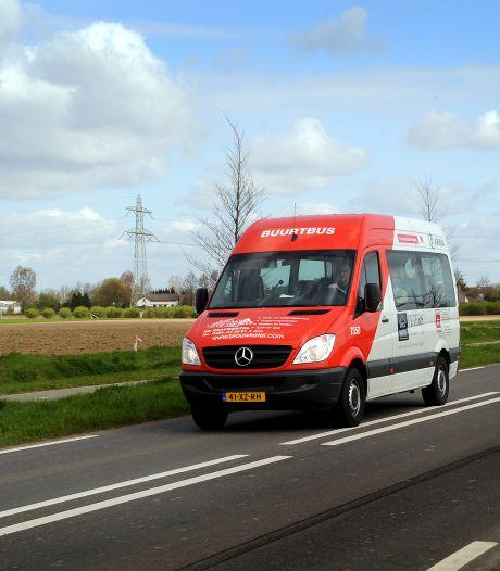 Buurtbussen Land van Cuijk gaan weer rijden