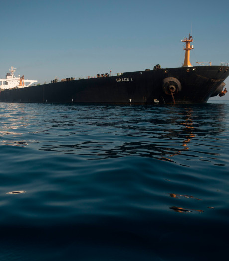 """Les États-Unis veulent saisir le pétrolier iranien """"Grace 1"""" relâché par Gibraltar"""