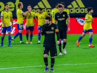 """Barcelona verliest al voor de vierde keer in La Liga, Koeman reageert scherp: """"De houding van de spelers was niet goed"""""""