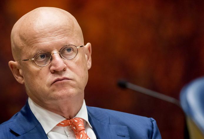 Ferdinand Grapperhaus, minister van Justitie en Veiligheid - Koen van Weel