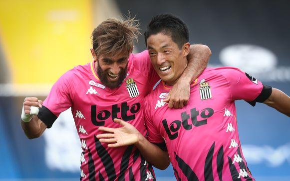 Morioka zorgde voor de eerste treffer van het nieuwe seizoen.
