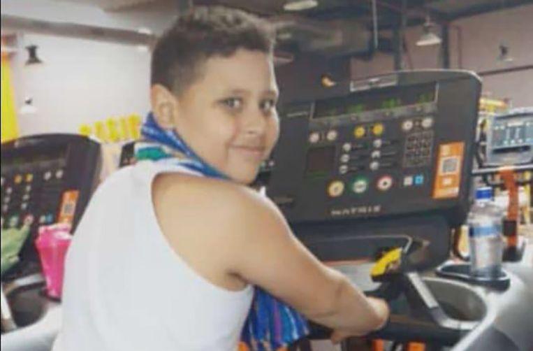 De familie van de 9-jarige Daniël werd afgeperst.