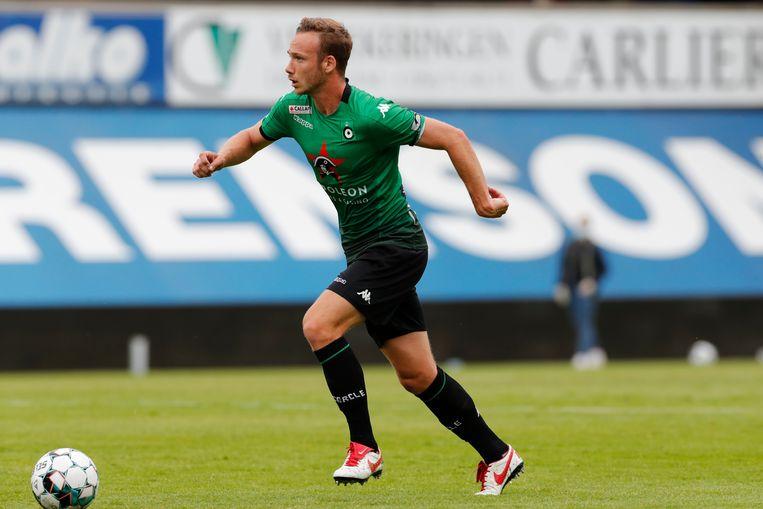 Cercle Brugge trok Alexander Corryn transfervrij aan. De linksback kwam over van KV Mechelen.