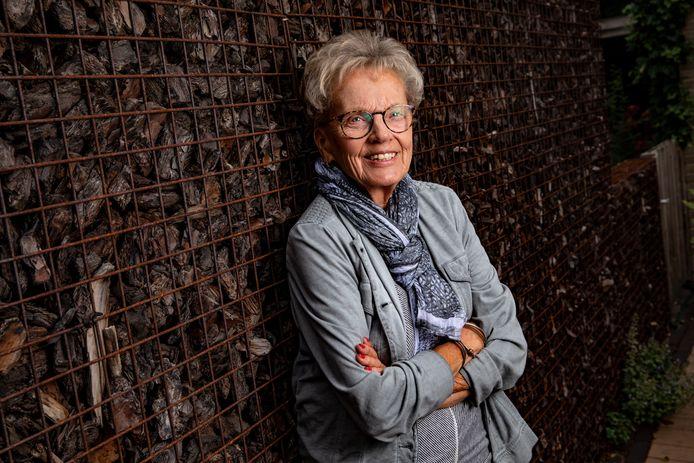 Mevrouw van Tongeren Kruit is oudere, hoe kijkt ze naar de toekomst?