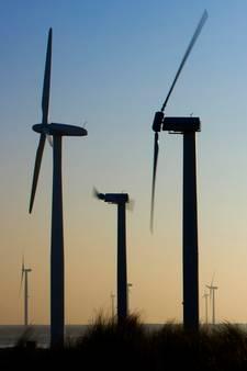 Maasvlakte krijgt 's werelds grootste windmolen op land