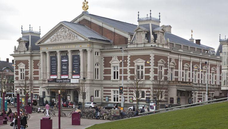 Het Concertgebouw. © ANP Beeld