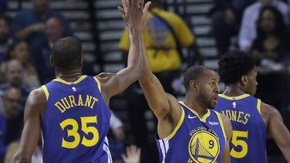VIDEO. Golden State herpakt zich in NBA, opnieuw zege voor Toronto