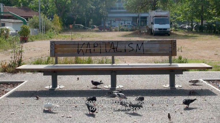 Kapitalism (2016). Beeld Paulien Oltheten