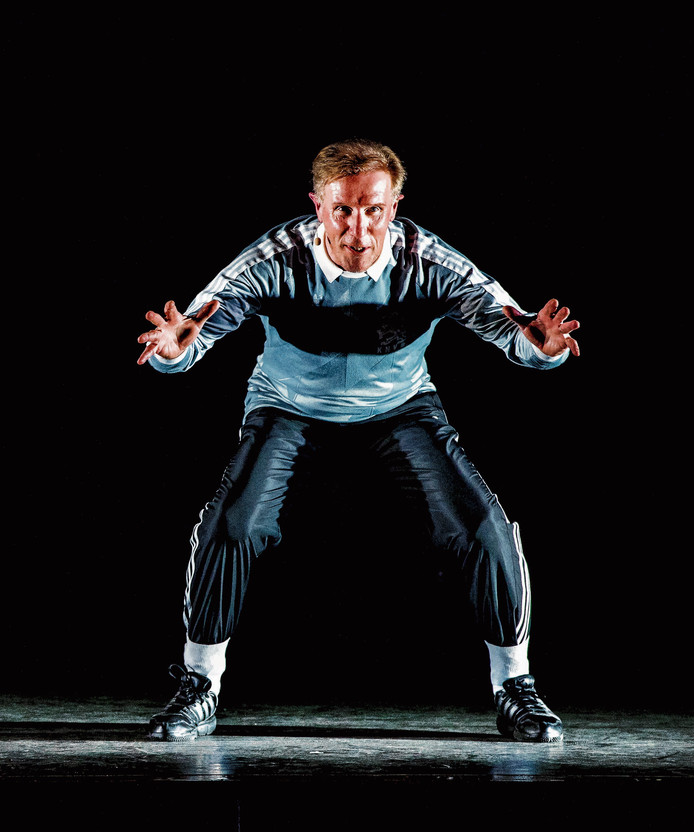 Hans van Breukelen gaf in 2016 samen met sportcommentator Evert ten Napel een theatervoorstelling over het EK van 1988.