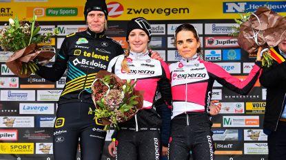 "Alicia Franck wint in Otegem na tegenvallend BK: ""Heb vertrouwen in mijn conditie"""