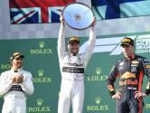 WK-klassement: Verstappen voor het eerst derde, Mercedes aan kop bij constructeurs