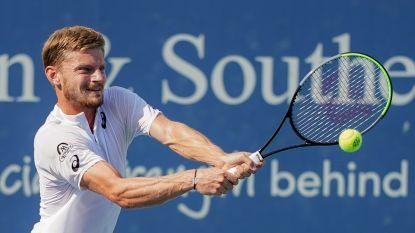"""David Goffin begint als outsider aan de US Open: """"Klaar om iets moois te doen"""""""