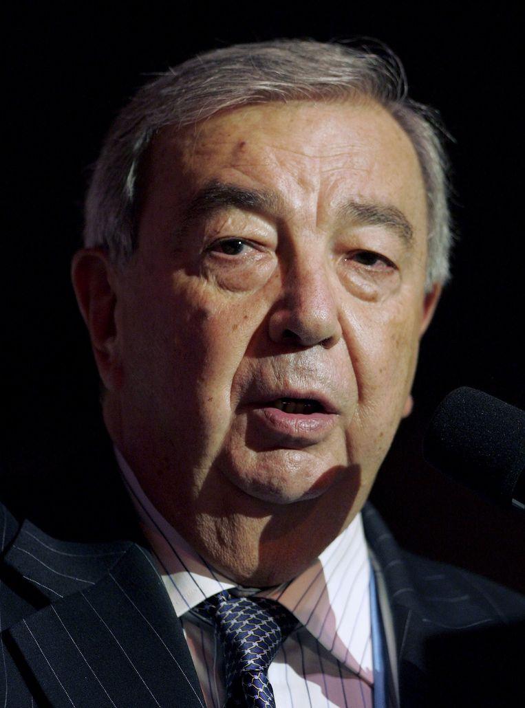 Primakov in 2008.