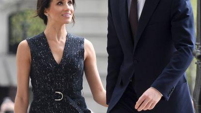 Een ode aan Diana, wijn van 33 euro & ex-lieven in de zaal: 'Royal wedding' maakt Britten nu al gek